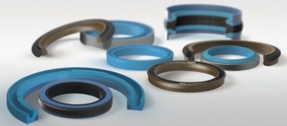 Joints hydrauliques - Hydraulic seals - 420 x 185