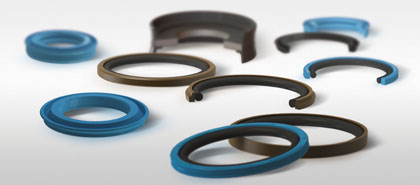 Joints de piston pneumatiques - Pneumatic piston seals - 420 x 185