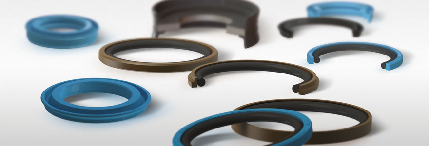 Joints de piston pneumatiques - Pneumatic piston seals - 880 x 300