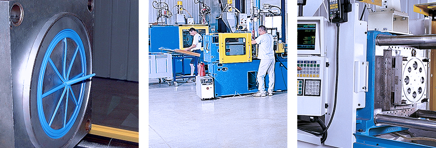 Moulage injection - Injection molding